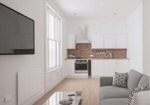 Office to Flats, Northampton: The Bau Haus – NN1 2