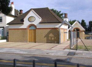 Church extension & refurbishment: London Network Church, Acton London 2