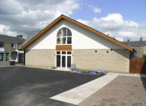 New Church and Community Centre: Oswaldtwistle, Lancs 4