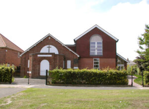 Church extension & refurbishment: Yardley Wood Baptist Church, Birmingham 1