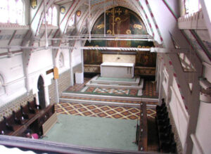 Chapel Refurbishment: All Saints, Margaret St, London W1 1