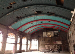 Business and community hub: The Old Cotton Exchange, Blackburn 1