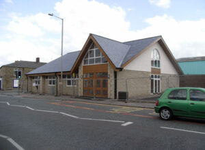New Church and Community Centre: Oswaldtwistle, Lancs 1