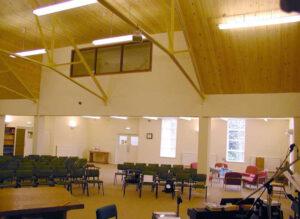 Church extension & refurbishment: Yardley Wood Baptist Church, Birmingham 5
