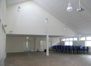 New Church and Community Centre: Oswaldtwistle, Lancs 2