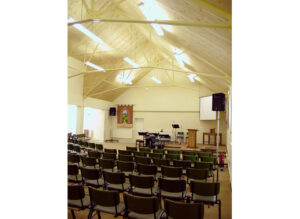 Church extension & refurbishment: Yardley Wood Baptist Church, Birmingham 4