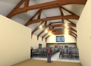 Church: St Barnabas Church, Darwen, Lancs 5