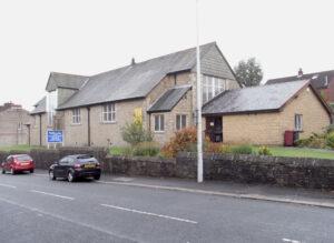 Church: St Barnabas Church, Darwen, Lancs 1