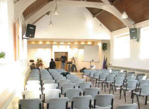 Church extension & refurbishment: London Network Church, Acton London 1