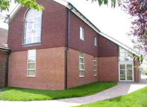 Church extension & refurbishment: Yardley Wood Baptist Church, Birmingham 2