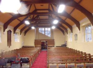 Church: St Barnabas Church, Darwen, Lancs 2