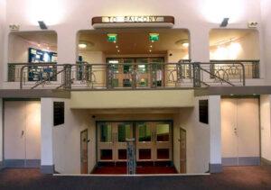 Conversion of Art Deco cinema to theatre and church centre: Northampton 6