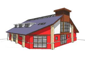 Community Centre: Ringlestone Hall, Maidstone, Kent 6
