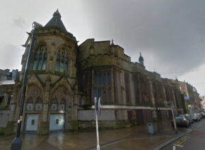 Business and community hub: The Old Cotton Exchange, Blackburn 6