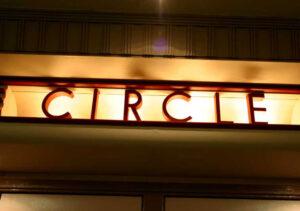 Conversion of Art Deco cinema to theatre and church centre: Northampton 5