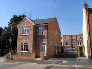 Development of 14 Flats: Northampton 1