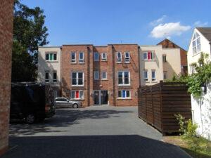 Development of 14 Flats: Northampton 2