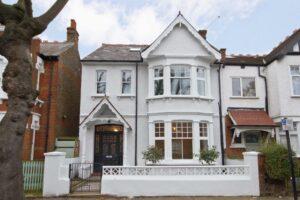 Loft conversion and rear extension: Acton, London 1