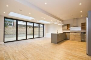 Loft conversion and rear extension: Acton, London 2