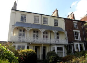 Refurbishment and extension of listed building: Northampton 6