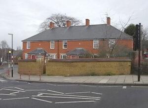 New housing, Daventry: For Servite Housing 1