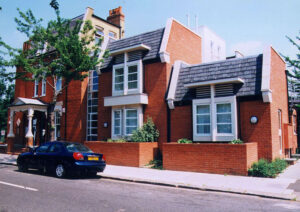 Refurbishment and extension of surgery: Acton, London 1