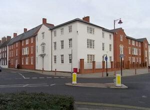 New build flats, Daventry: For Bedfordshire Pilgrims HA 2