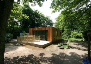 The Qube: Classroom/ Garden Room/ Office 6