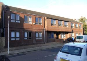 Office conversion to flats: St Edmunds House, Northampton 1