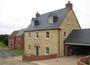 10 Dwellings on site of Leyland Farm: Gawcott, Buckinghamshire 1