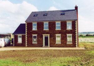 New Farm House: Caldecott, Rutland 2