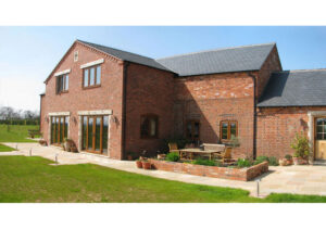 Renovation and extension of West Lodge Barns: West Haddon, Northamptonshire 1