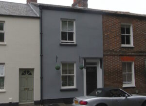 Loft conversion and rear extension: Oxford 1