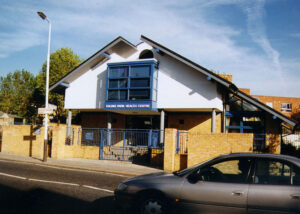 New Medical Centre: Ealing Park, London 1