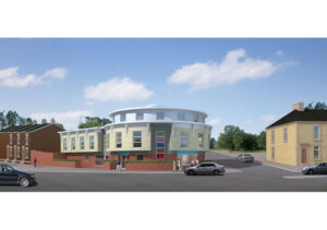 New Medical Centre: Whitebirk, Blackburn 1