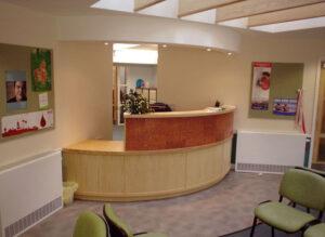 Redevelopment of office to Medical Centre: Lambeth Street, Blackburn 2