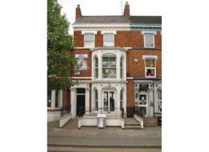 Dominic's Salon – redevelopment of period terrace: Harborough Road, Northampton 3