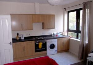Office conversion to flats: St Edmunds House, Northampton 2