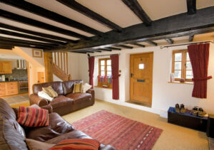 Renovation and extension of cottage: Main Street, Maids Moreton, Buckinghamshire 2