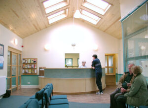 Refurbishment and extension of surgery: Oswaldtwistle, Lancs 1