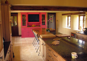Renovation and extension of West Lodge Barns: West Haddon, Northamptonshire 5