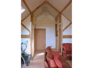 Refurbishment and adaptation of Mill House to extend dwelling: Flore, Northamptonshire 1