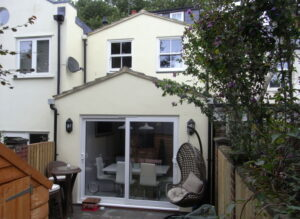 Loft conversion and rear extension: Oxford 2
