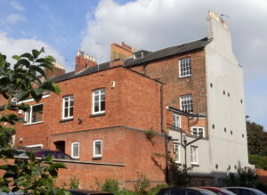Refurbishment and extension of listed building: Northampton 2