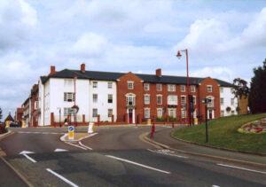 New build flats, Daventry: For Bedfordshire Pilgrims HA 4