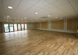 The Qube: Classroom/ Garden Room/ Office 8