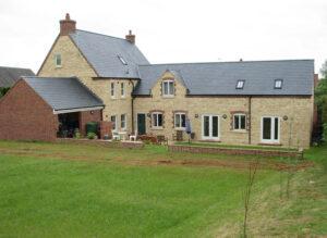 10 Dwellings on site of Leyland Farm: Gawcott, Buckinghamshire 3