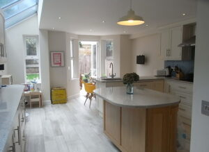Loft Conversion and Extension: Chiswick, London 3