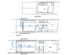 Loft conversion and rear extension: Oxford 3