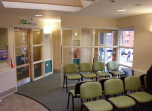 Redevelopment of office to Medical Centre: Lambeth Street, Blackburn 3